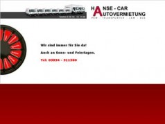 Hanse Car Autovermietung