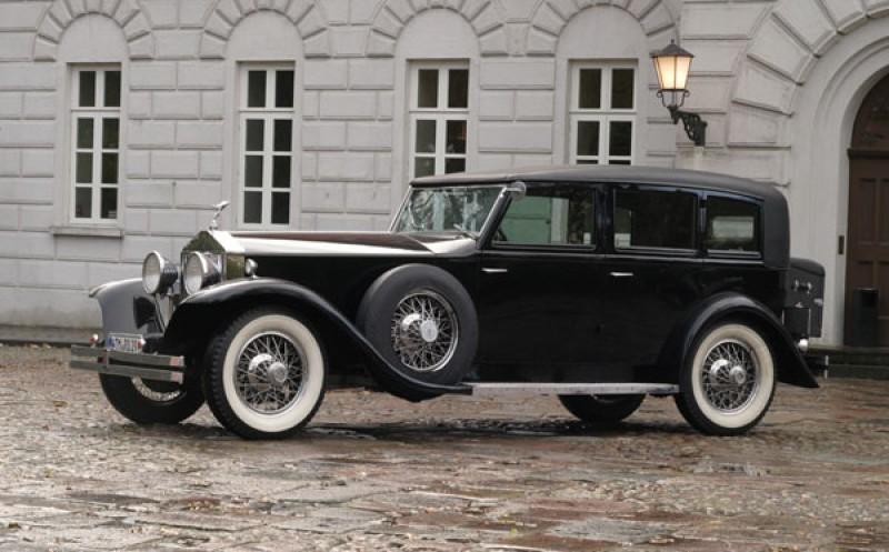 rolls royce phantom i 1929 mieten