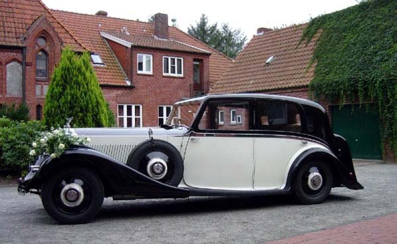 rolls royce oldtimer phantom ii von 1935 mieten. Black Bedroom Furniture Sets. Home Design Ideas