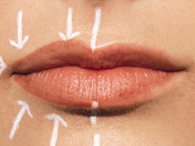 Top Permanent Make-up - Lippen @KT_37