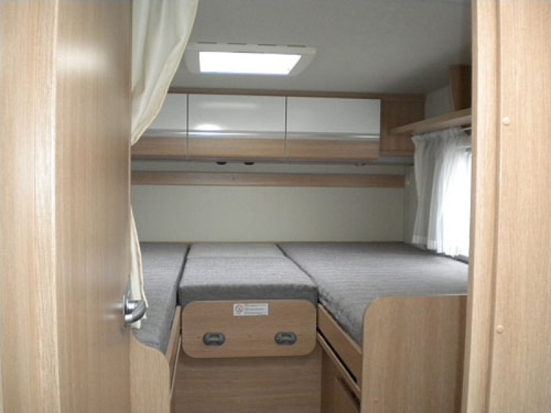 Neu Wohnmobil Sunlight T68 Einzelbetten Im Heck