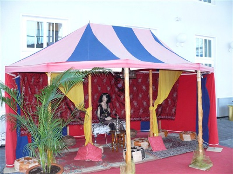 orientalisches zelt zelt orient orient dekorationen. Black Bedroom Furniture Sets. Home Design Ideas