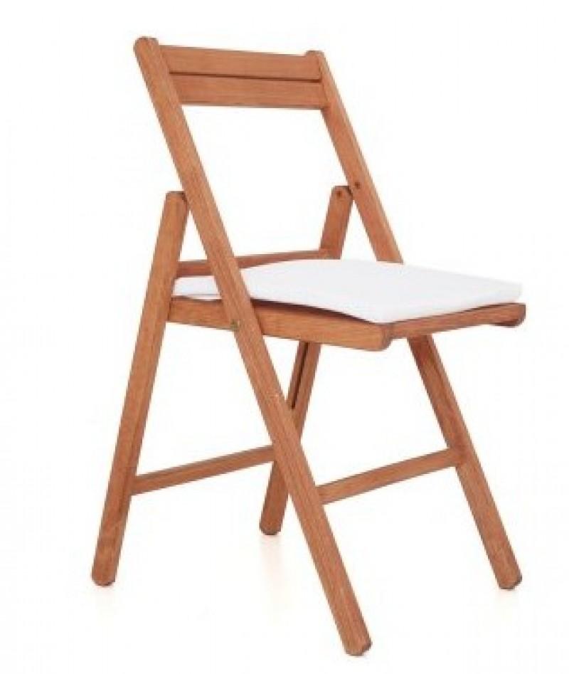 holz klappst hle mieten. Black Bedroom Furniture Sets. Home Design Ideas