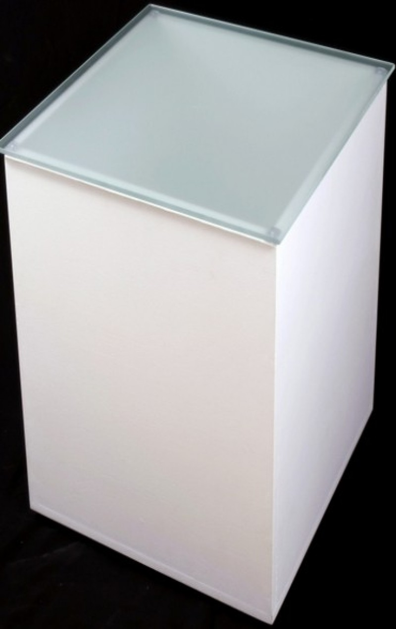 Loungemöbel / Sitzwürfel / Loungehocker / Leder Hocker