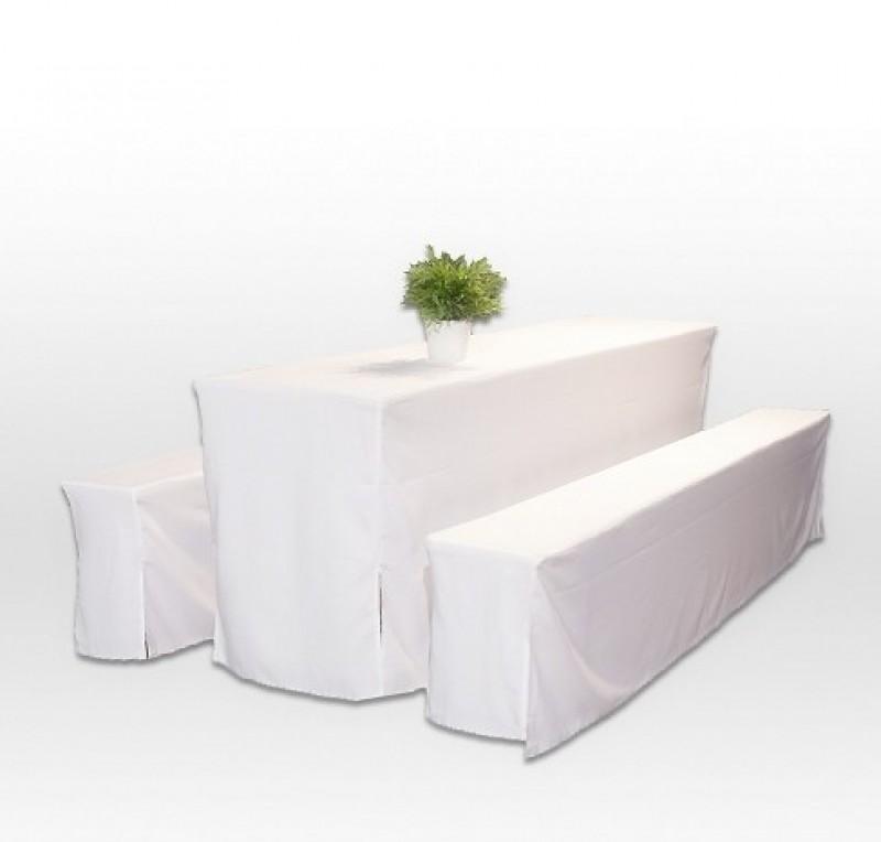 bierzeltgarnitur hussen mieten. Black Bedroom Furniture Sets. Home Design Ideas