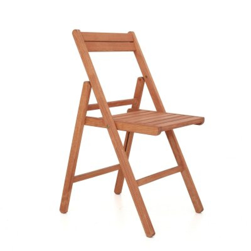 wei er holz klappstuhl perfekt f r ihre hochzeit oder. Black Bedroom Furniture Sets. Home Design Ideas