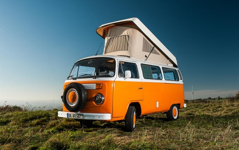 vw volkswagen t2 b camper caravan bus bulli womo wohnmobil campingbus van. Black Bedroom Furniture Sets. Home Design Ideas