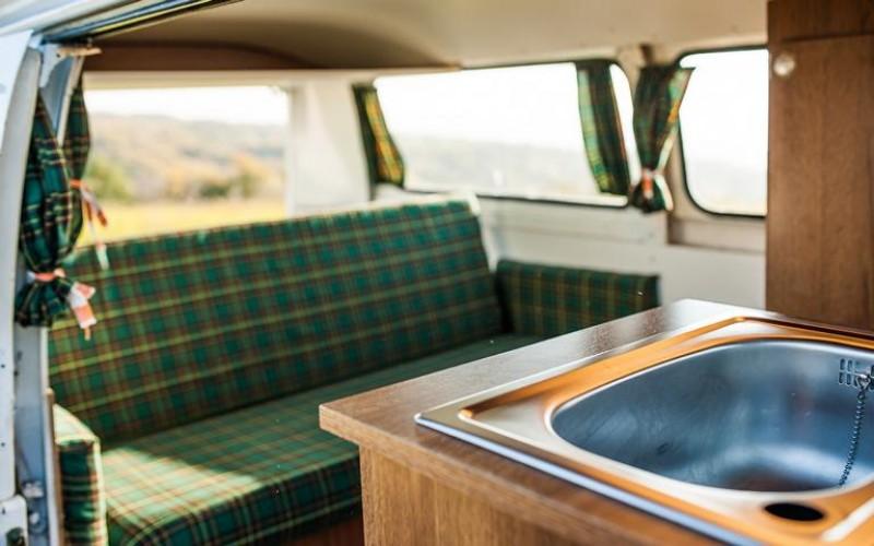 vw volkswagen t2 b camper caravan bus bulli womo wohnmobil. Black Bedroom Furniture Sets. Home Design Ideas