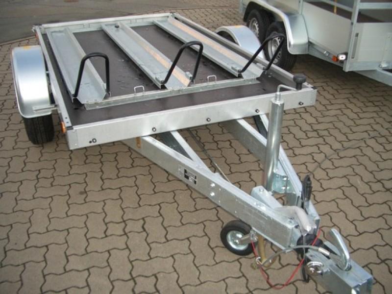 motorradanh nger transporter f r 1 3 motorr der. Black Bedroom Furniture Sets. Home Design Ideas