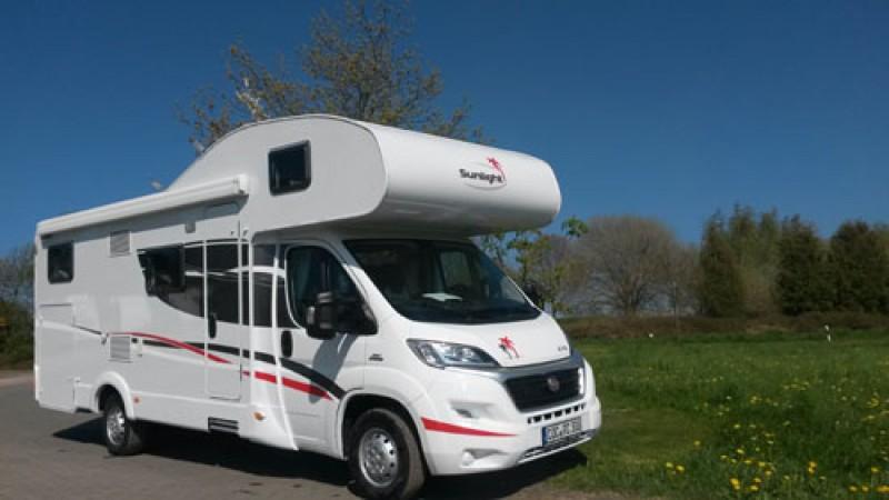 Wohnmobil Lmc A 694 G Mieten Sehr Sch Nes Familienfahrzeug