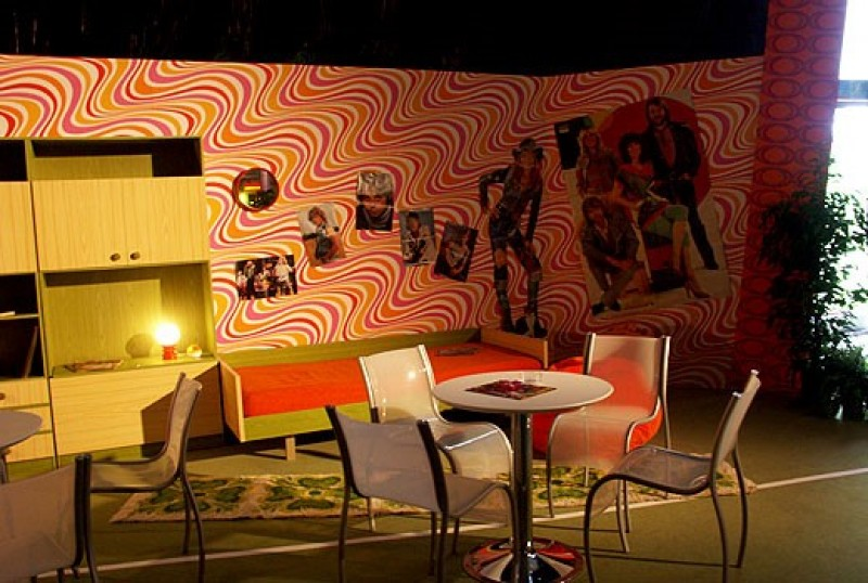 70er jahre jugendzimmer westdeutschland dekorationsset for Dekoration 70iger jahre