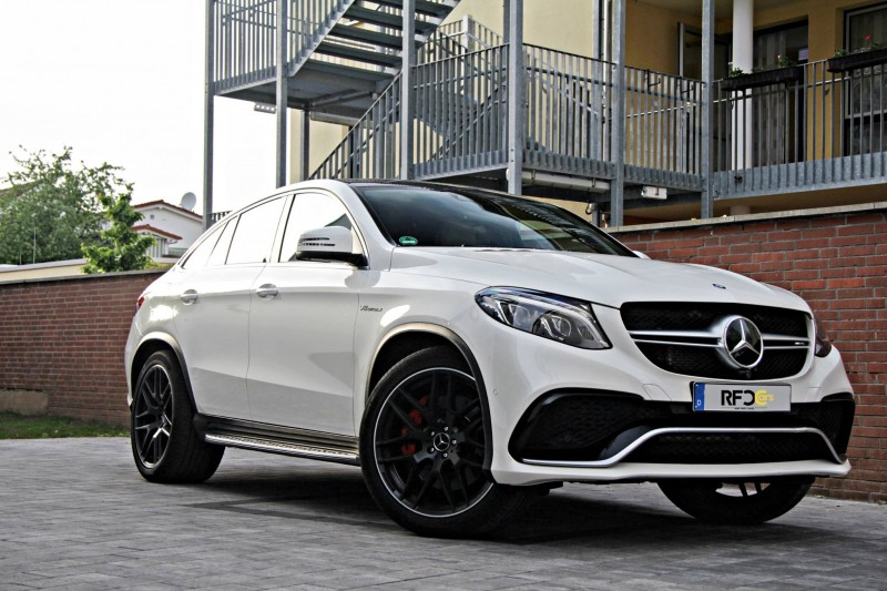 gle 63 amg coupe s mercedes benz luxus suv 585 ps exklusiver traumwagen von rfc cars. Black Bedroom Furniture Sets. Home Design Ideas