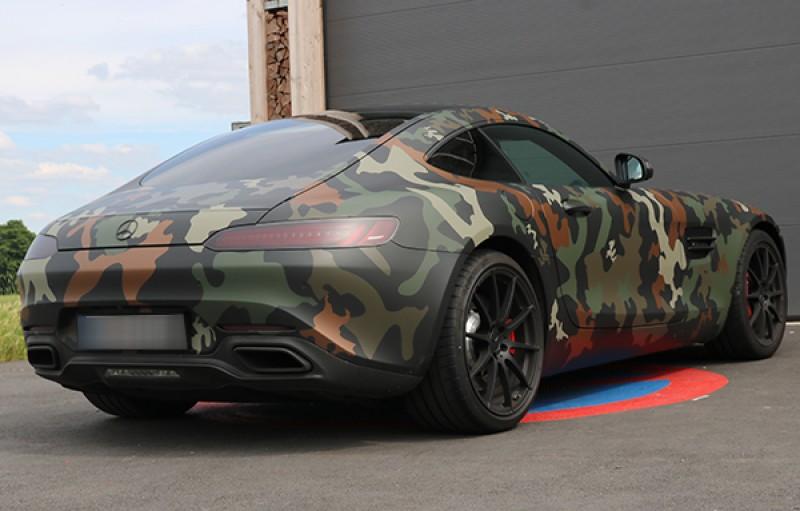 Mercedes Benz Amg Gt >> Mercedes AMG GT S Camouflage, 510 PS ** 2016 ** Sportwagen ...