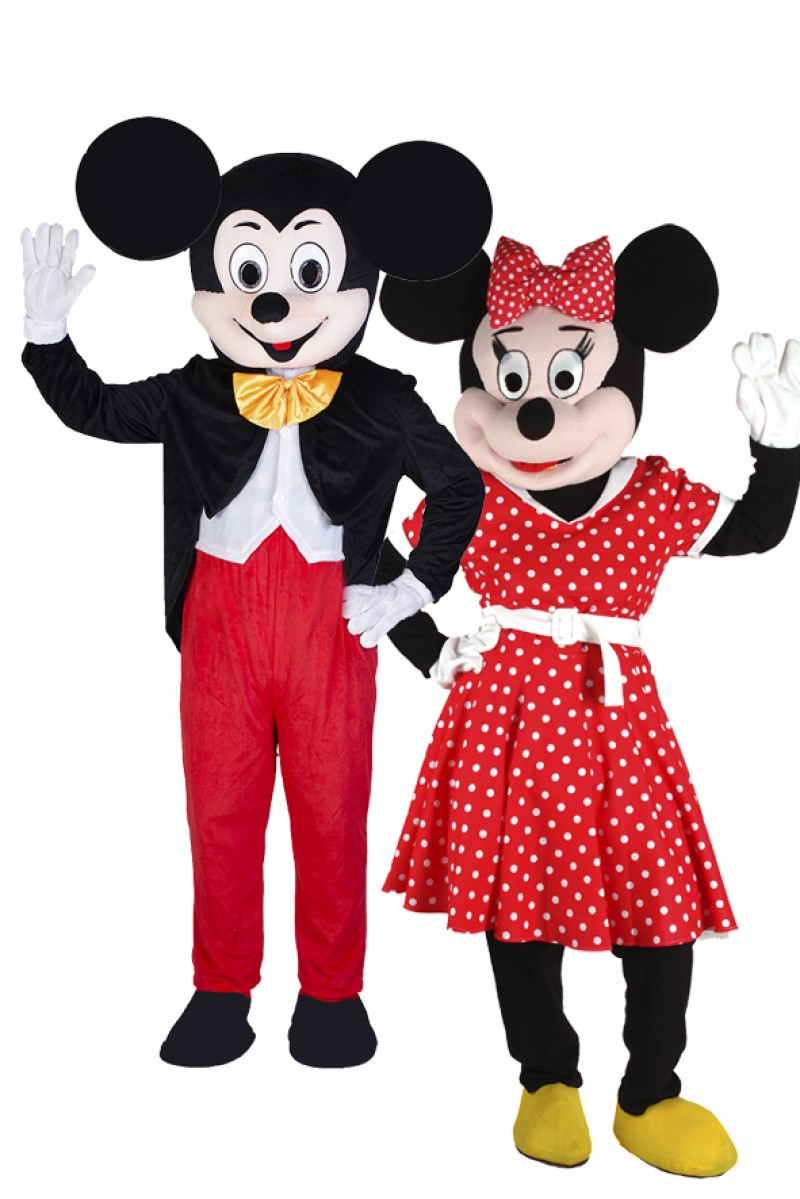 kost m mickey mouse oder minnie mouse 75 00 je kost m. Black Bedroom Furniture Sets. Home Design Ideas