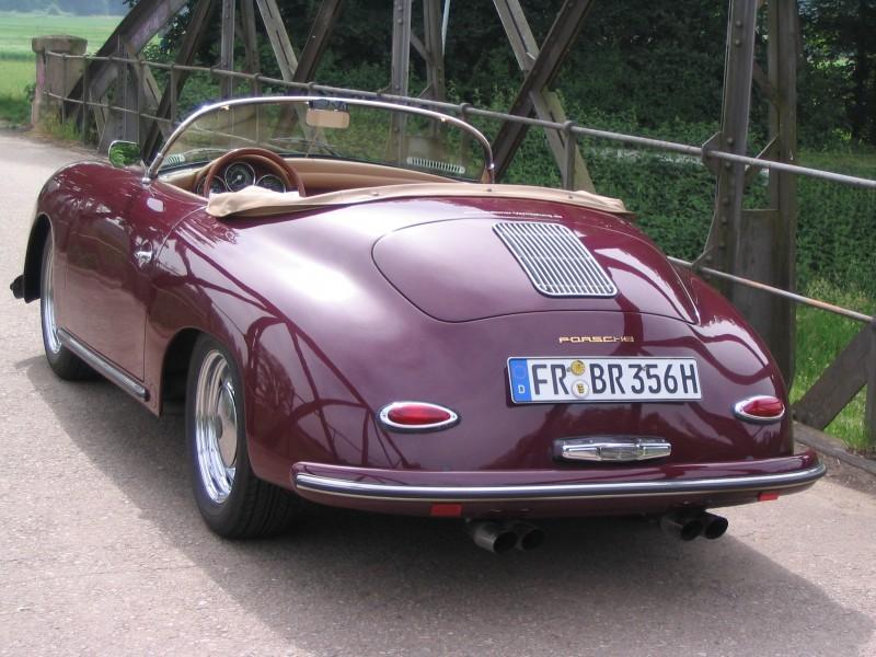 Porsche 356 Speedster Cabrio Oldtimer Sportwagen