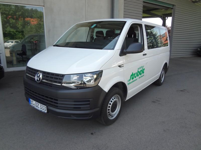 VW T6 Transporter Kombi 9 Sitzer