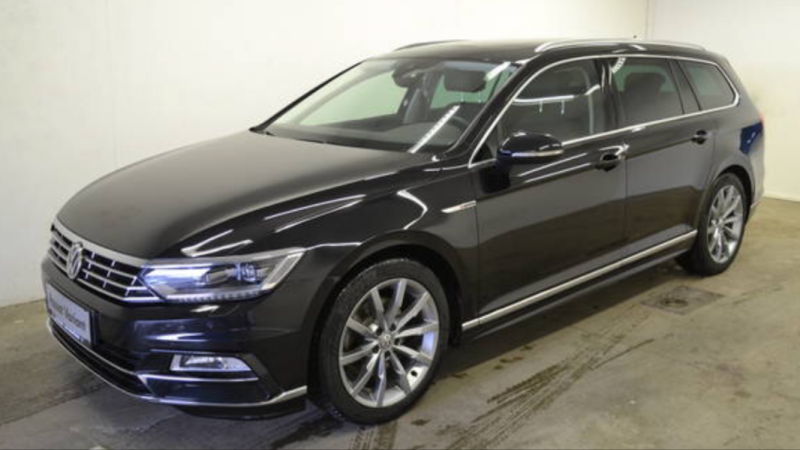 vw passat variant 4motion 2 0 tdi r line 240ps. Black Bedroom Furniture Sets. Home Design Ideas