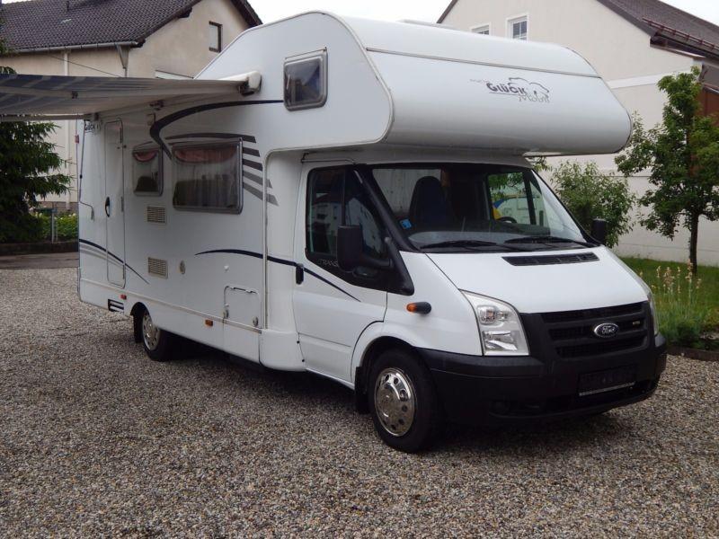Wohnmobil in Ingolstadt mieten, Reisemobil, Camper, Caravan