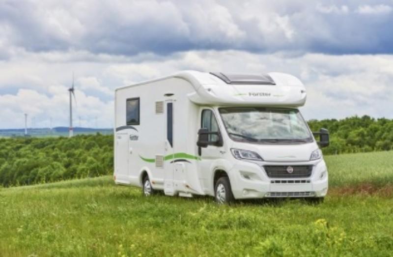 Wohnmobil Bj.2018 Forster T738QB Luxus für 4 Personen