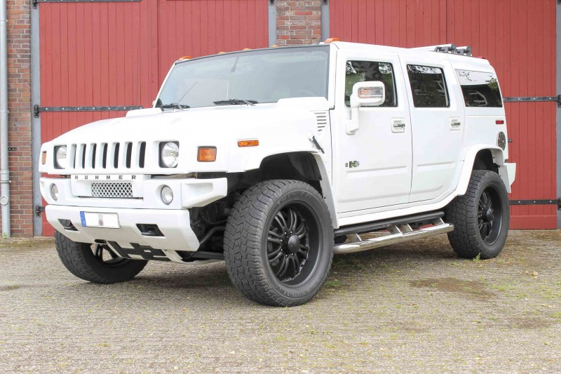 hummer h2 v8 zum selbstfahren gel ndewagen hummer. Black Bedroom Furniture Sets. Home Design Ideas