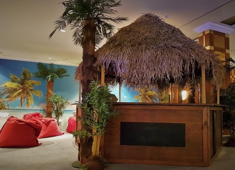 karibik bar bartresen verkaufsstand strandbar. Black Bedroom Furniture Sets. Home Design Ideas
