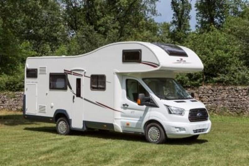 Miniküche Mit Kühlschrank Roller : Wohnmobil ford alkoven camper reisemobiel mieten 04.08. 04.09.2018