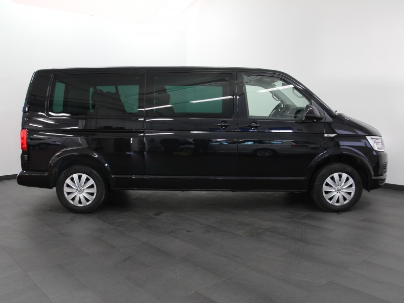 vw t6 caravelle 9 sitzer gro raumlimousine mieten. Black Bedroom Furniture Sets. Home Design Ideas