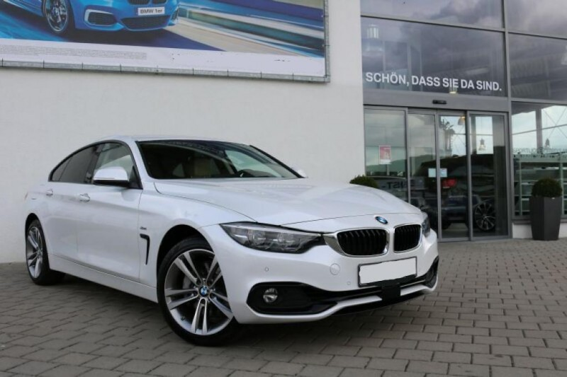 bmw 4er gran coup 440i xdr sport line hud led navi ahk. Black Bedroom Furniture Sets. Home Design Ideas