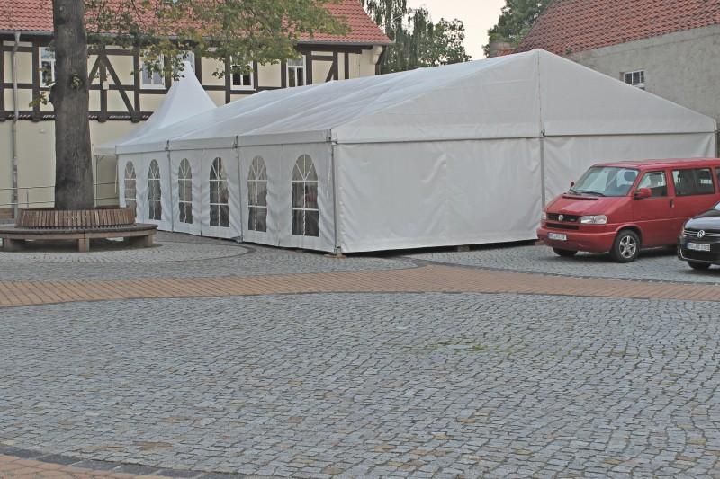 Beckers Mietklungel Zeltverleih Hochzeitszelten