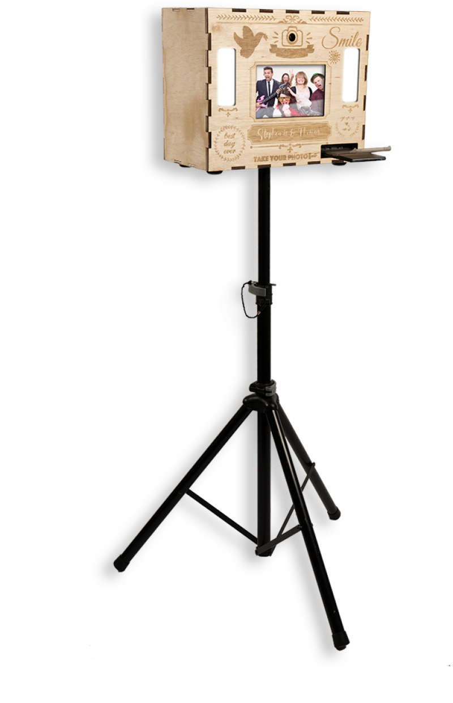 Fotobox Inklusive Versand Requisiten Und Druck Flatrate