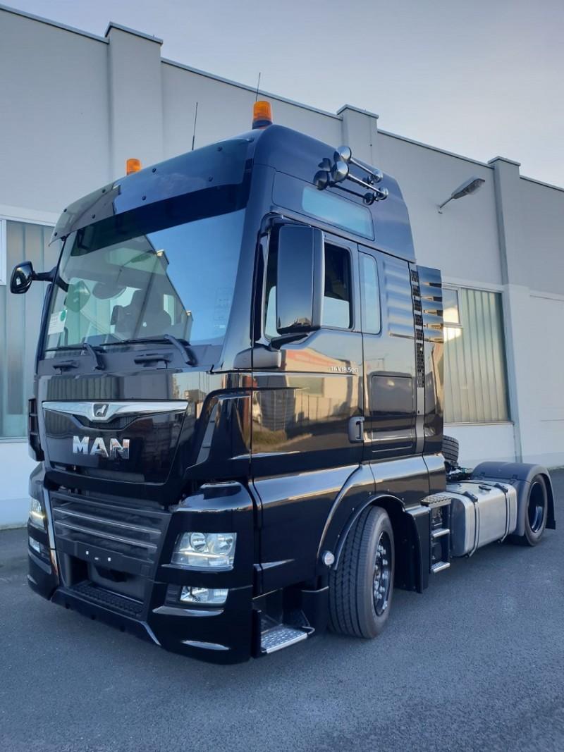 MAN TGX 18.500/ 18.460 / 18.420 / 18.400 Sattelzugmaschine