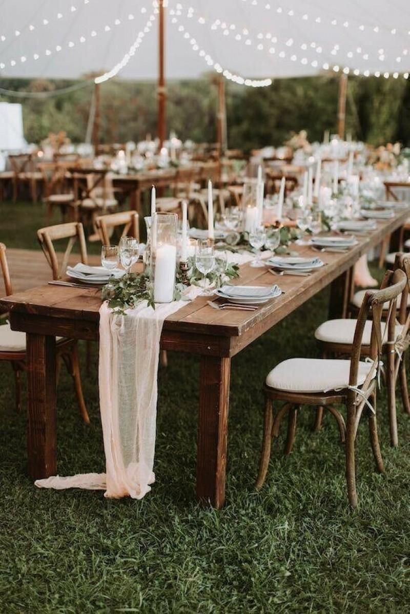 Holz Tische Vintage oder Boho Hochzeiten Mieten, Holztische