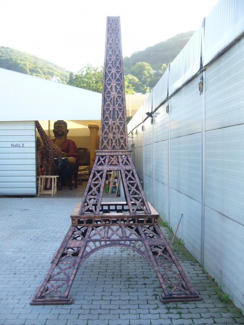 Eifelturm Xl Wahrzeichen Frankreich Paris Bauwerk