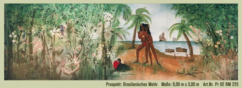 Brasilianische Dekoration brasilianische motiv kulisse,brasilien,strand,rio