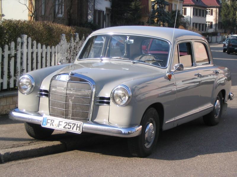 mercedes benz 190 b ponton oldtimer limousine lieferung aus freiburg gegen aufpreis. Black Bedroom Furniture Sets. Home Design Ideas