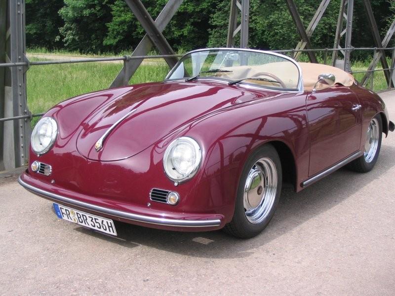 Porsche 356 Speedster Cabrio Oldtimer Sportwagen Lieferung Aus Freiburg Gegen Aufpreis