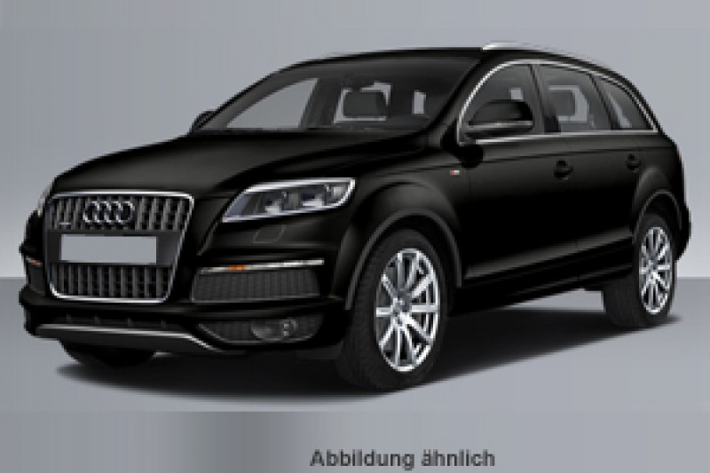 audi q7 gel ndewagen suv 3 0 tdi quattro. Black Bedroom Furniture Sets. Home Design Ideas